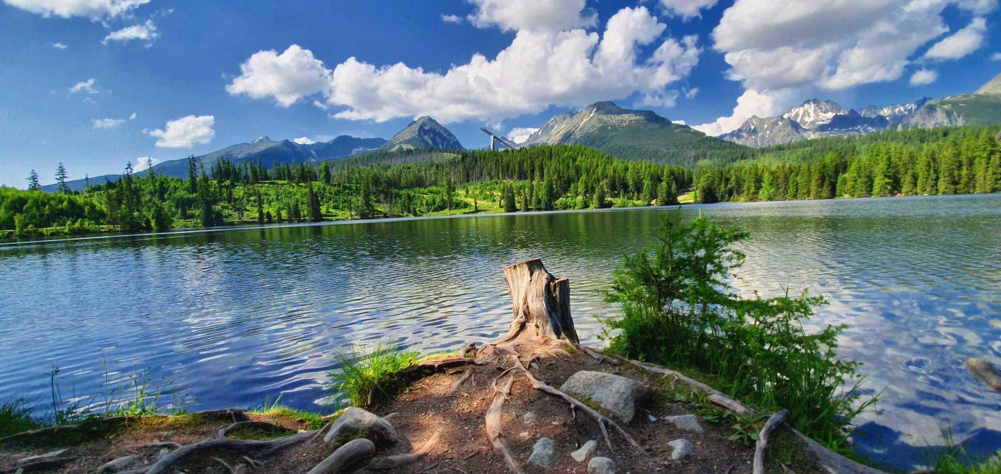 Leto v Tatrach